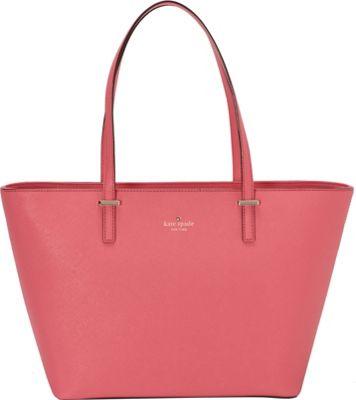 kate spade new york Cedar Street Small Harmony Tote Cabaret Pink - kate spade new york Designer Handbags