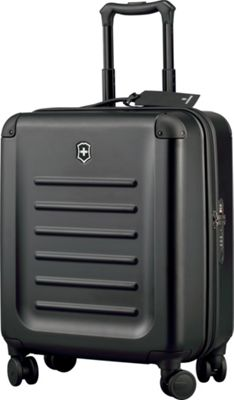 Victorinox Spectra 2.0 Extra Capacity Carry-On Black - Victorinox Kids' Luggage