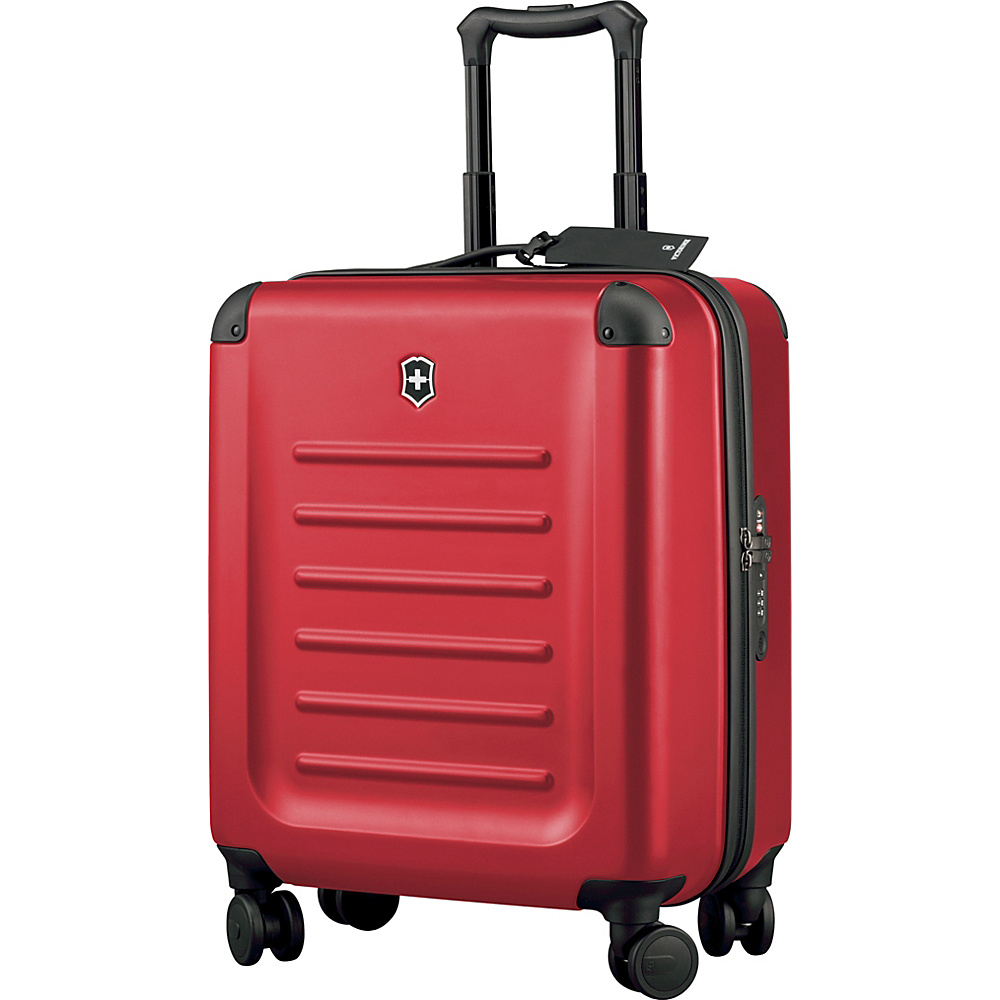 Victorinox Spectra 2.0 Extra Capacity Carry On Red Victorinox Softside Carry On