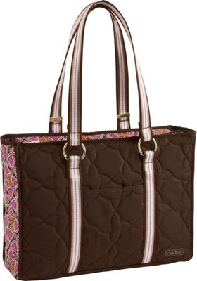 cinda b Horizontal Tote  II Stained Glass - cinda b All-Purpose Totes