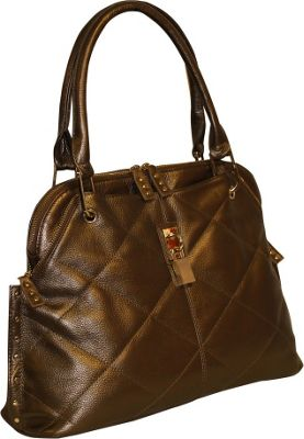 Tiffany & Fred Ashley Bronze - Tiffany & Fred Leather Handbags