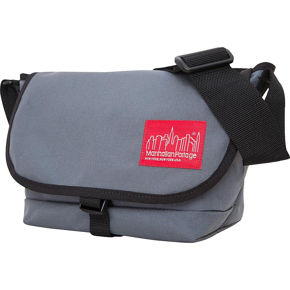 Manhattan Portage Straphanger Messenger (SM) Gray - Manhattan Portage Messenger Bags - Work Bags & Briefcases, Messenger Bags