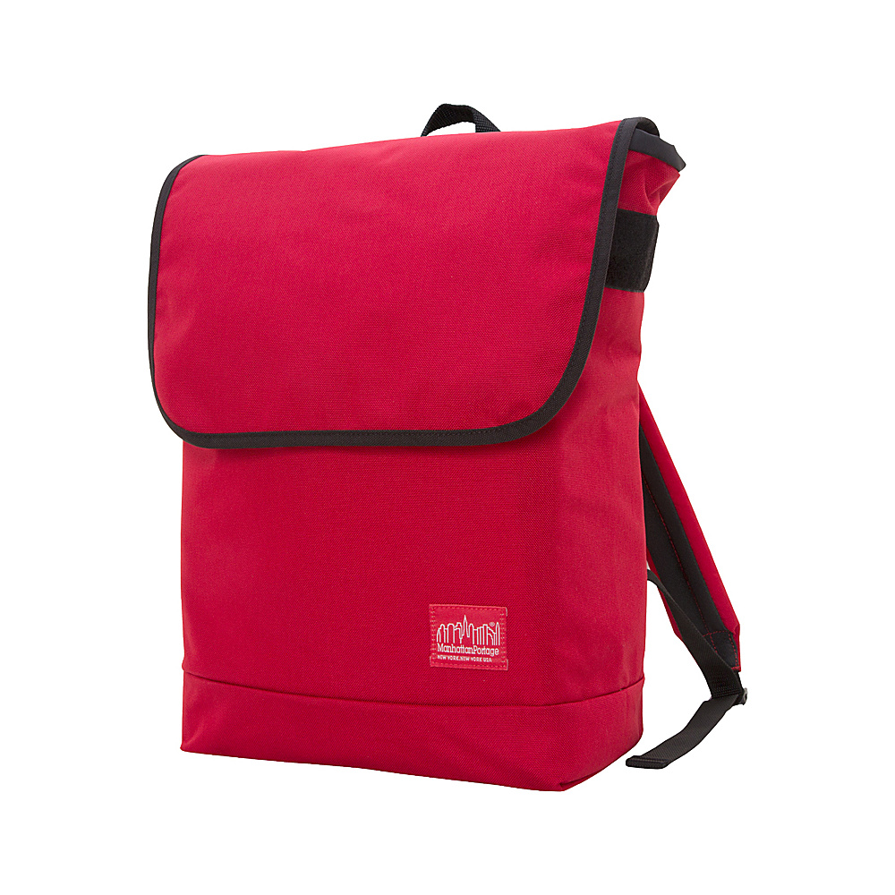 Manhattan Portage Gramercy Backpack Red - Manhattan Portage Everyday Backpacks - Backpacks, Everyday Backpacks