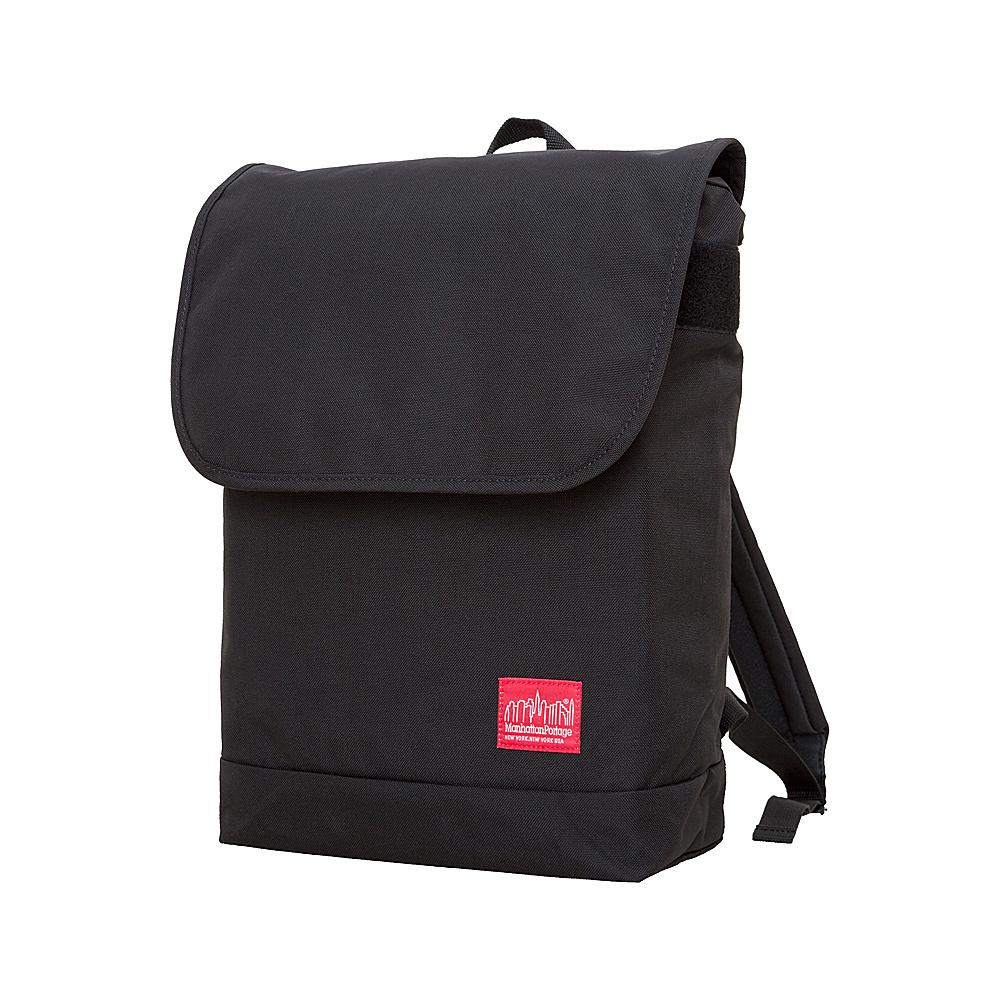 Manhattan Portage Gramercy Backpack Black - Manhattan Portage Everyday Backpacks - Backpacks, Everyday Backpacks
