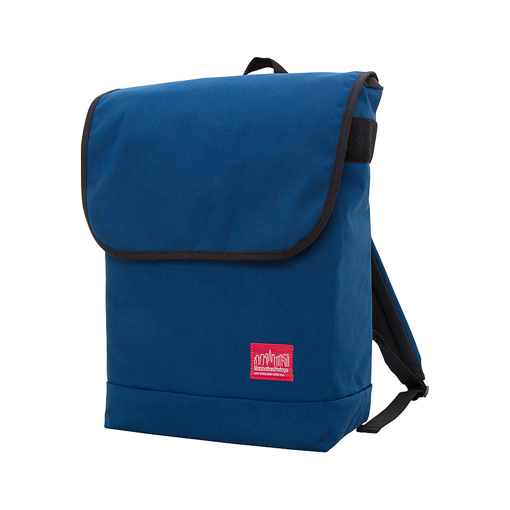 Manhattan Portage Gramercy Backpack Navy - Manhattan Portage Everyday Backpacks - Backpacks, Everyday Backpacks