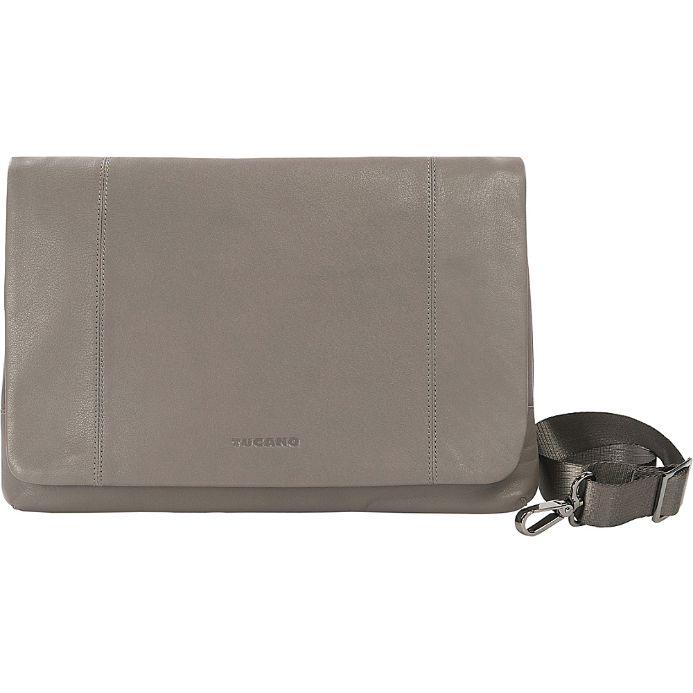 Tucano One Premium MacBook Air Clutch Bag Grey Tucano Non Wheeled Business Cases