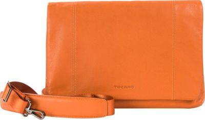 Tucano One Premium MacBook Air Clutch Bag Orange - Tucano Non-Wheeled Business Cases