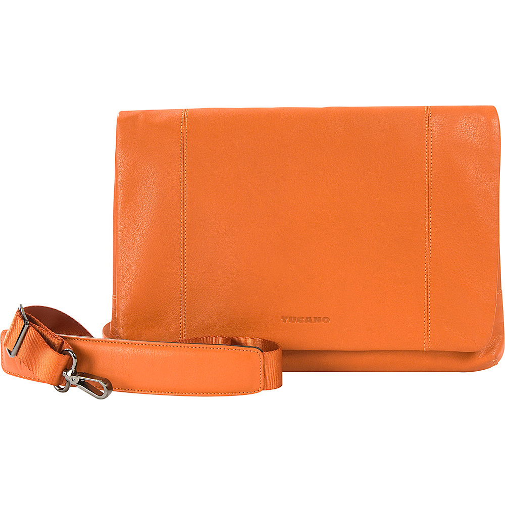 Tucano One Premium MacBook Air Clutch Bag Orange Tucano Non Wheeled Business Cases