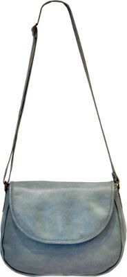 Brynn Capella Sophie Small Crossbody Bag Seashore - Brynn Capella Leather Handbags