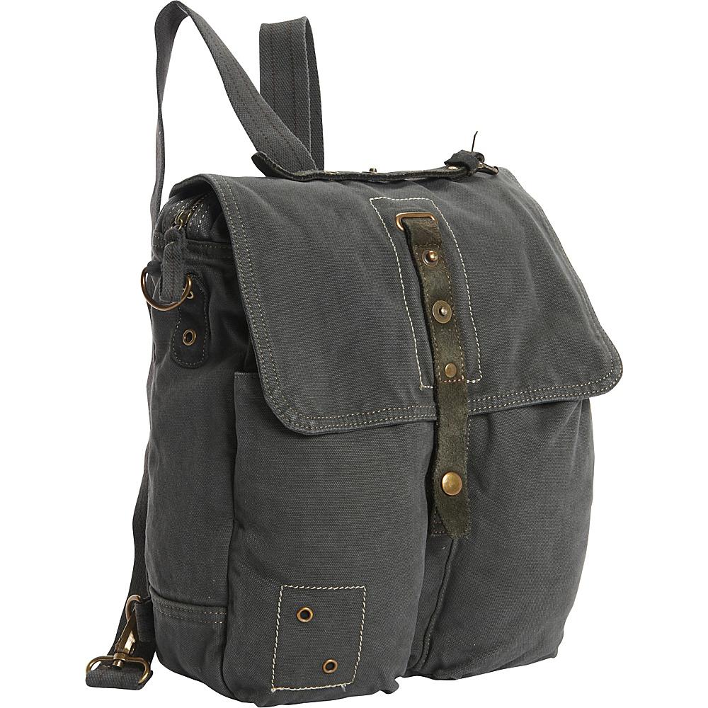 Vagabond Traveler Tall Casual 13 Messenger Shoulder Bag Grey - Vagabond Traveler Other Mens Bags - Work Bags & Briefcases, Other Men's Bags