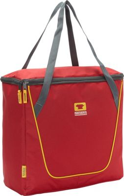 Mountainsmith Basic Cube Storage Bag Heritage Red - Mountainsmith Trunk and Transport Organization