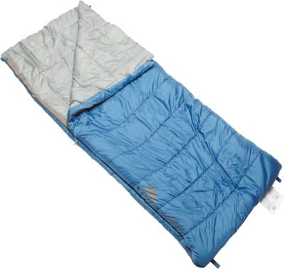 Kelty Callisto 35 Degree Sleeping Bag - Regular RH Moroccan Blue - Kelty Outdoor Accessories
