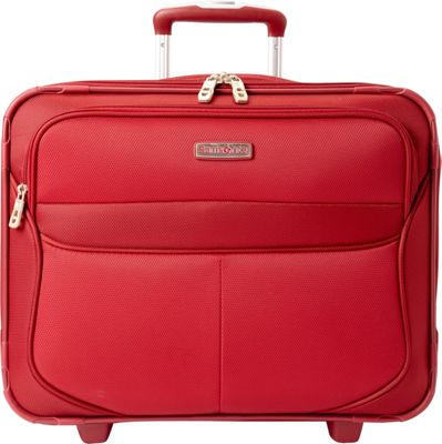 Samsonite Lift 2 17.5 inch Wheeled Business Carry-On Boarding Bag Red - Samsonite Softside Carry-On