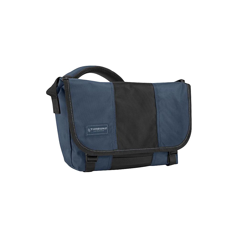 Timbuk2 Classic Messenger - XS Dusk Blue/Black - Timbuk2 Messenger Bags