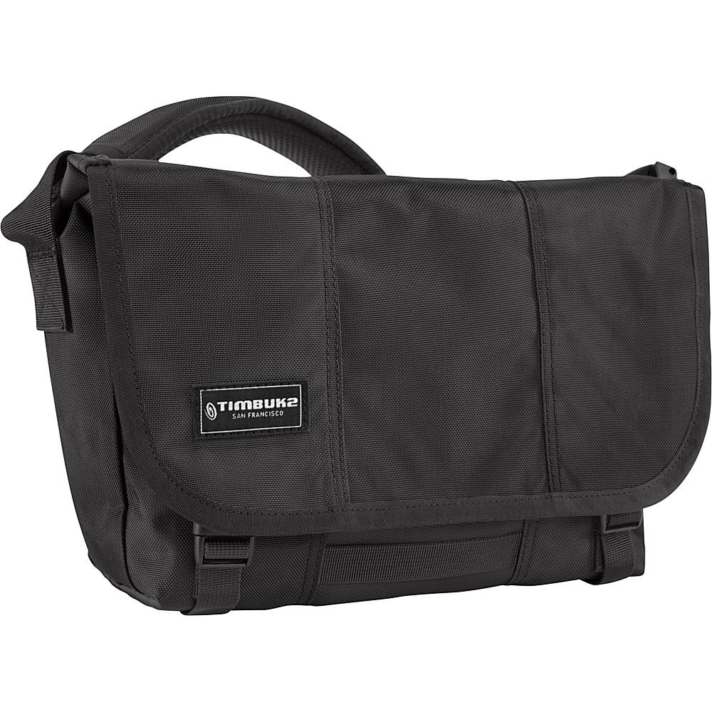 Timbuk2 Classic Messenger XS Black Timbuk2 Messenger Bags