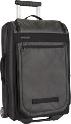 Timbuk2 20 inch Copilot Luggage Roller Black - Timbuk2 Kids' Luggage