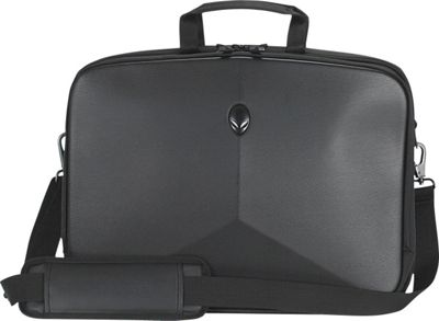 Mobile Edge Alienware Vindicator Briefcase - 17 inch Black - Mobile Edge Non-Wheeled Business Cases