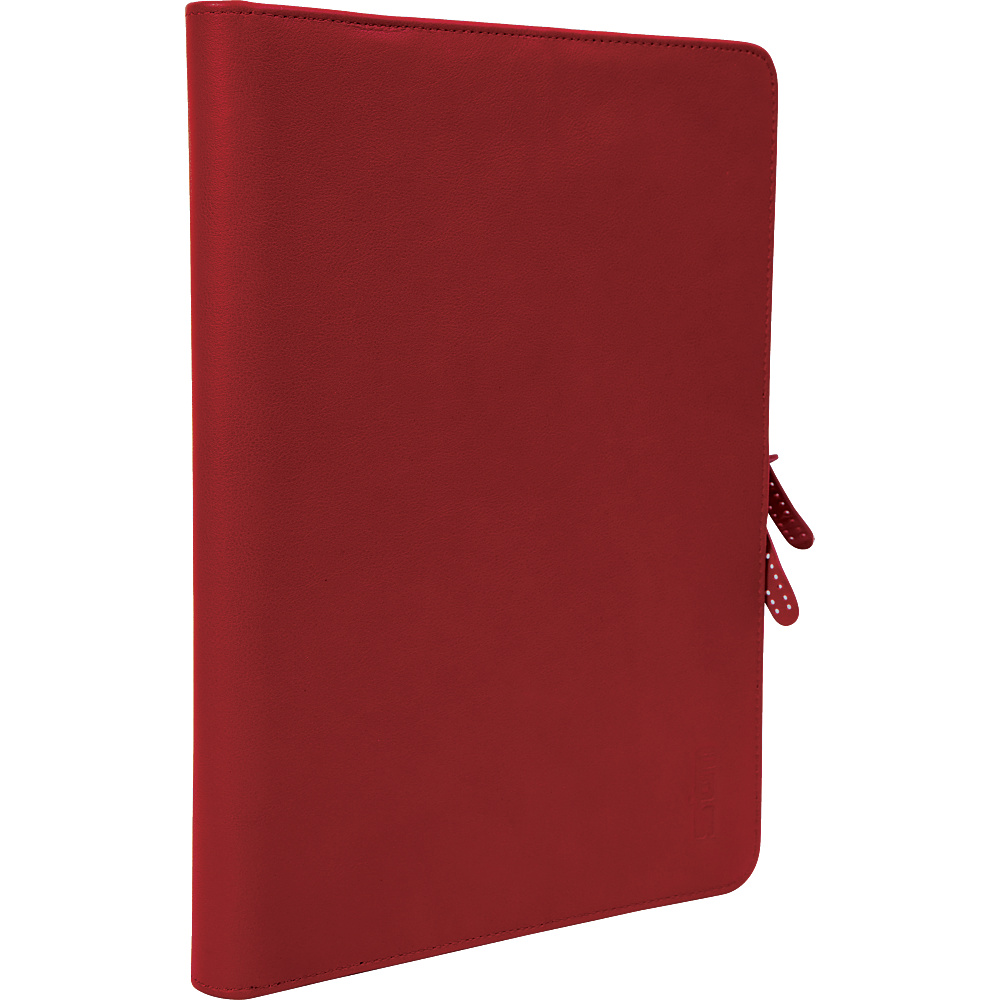 STM Bags Folio iPad Air Case Red - STM Bags Laptop Sleeves