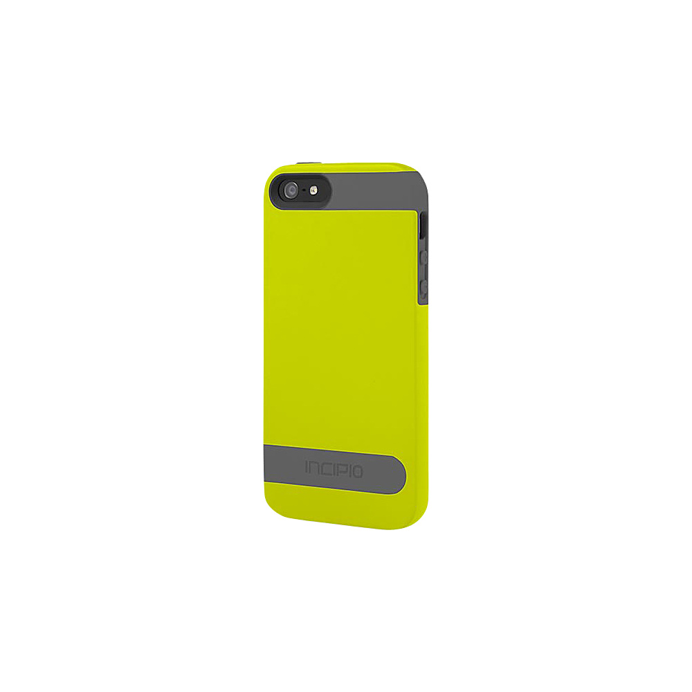 Incipio Ovrmld For iPhone SE/5/5s Yellow/Gray - Incipio Electronic Cases - Technology, Electronic Cases