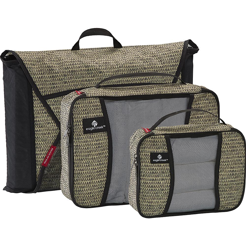 Eagle Creek Pack-It Starter Set Garment Folders Repeak Tan - Eagle Creek Travel Organizers - Travel Accessories, Travel Organizers