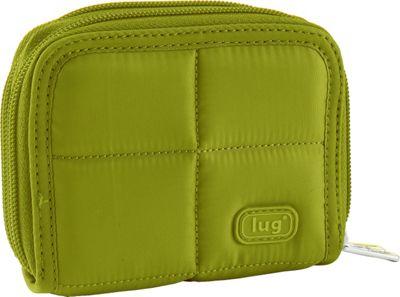 Lug Splits Compact Wallet Grass - Lug Women's Wallets