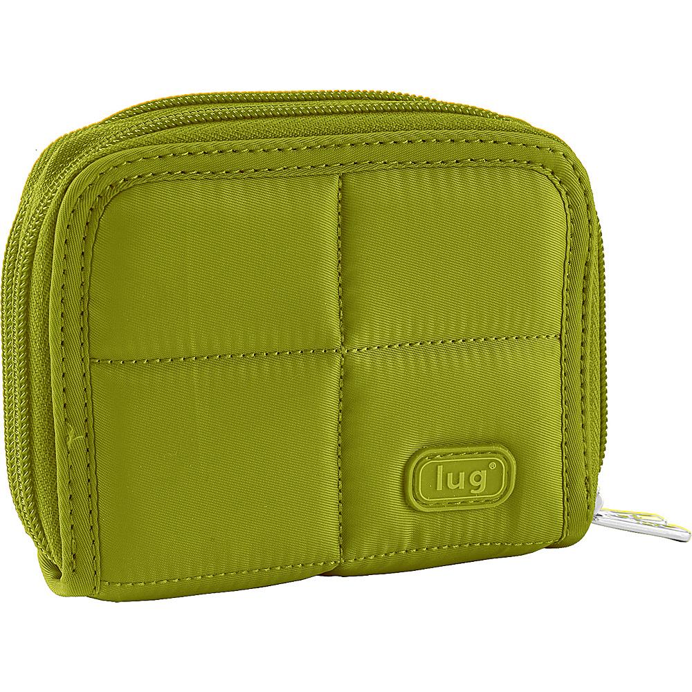 Lug Splits Compact Wallet Grass Lug Women s Wallets