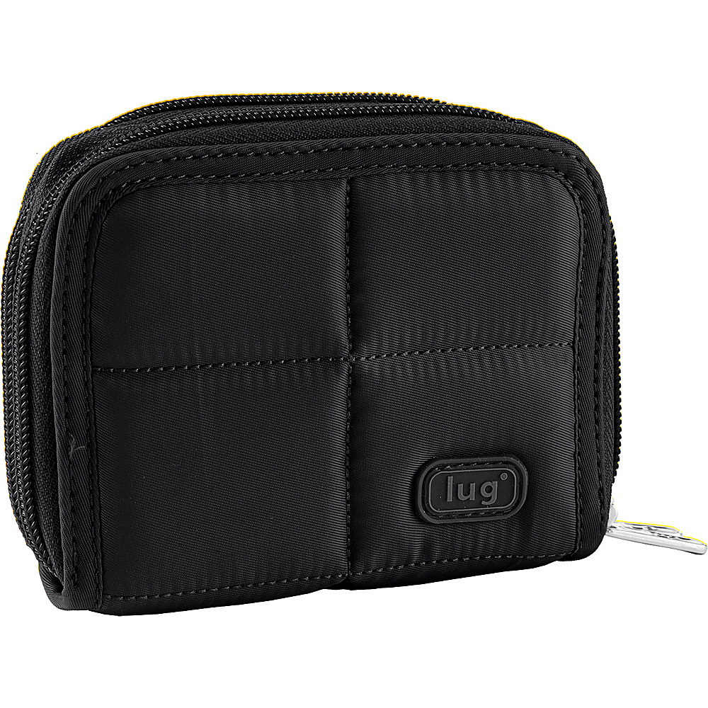 Lug Splits Compact Wallet Midnight Lug Women s Wallets