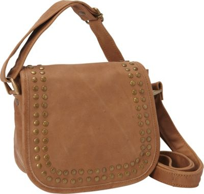 Sharo Leather Bags Cross Body Bag Brown and Green Two Tone - Sharo Leather Bags Leather Handbags