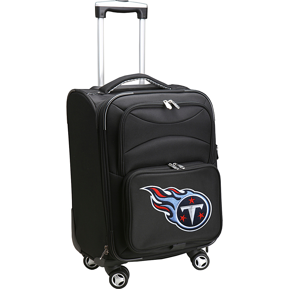 Denco Sports Luggage NFL 20 Domestic Carry-On Spinner Seattle Seahawks - Denco Sports Luggage Softside Carry-On - Luggage, Softside Carry-On
