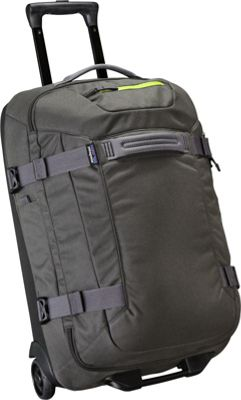 Patagonia Transport Roller 60L Forge Grey - Patagonia Large Rolling Luggage