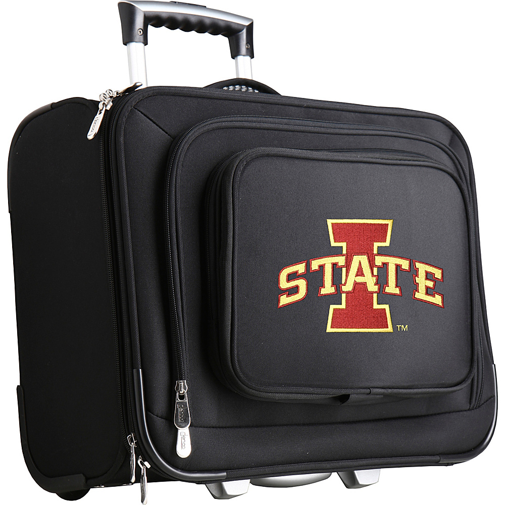 Denco Sports Luggage NCAA 14 Laptop Overnighter Iowa State University Cyclones - Denco Sports Luggage Wheeled Business Cases - Work Bags & Briefcases, Wheeled Business Cases
