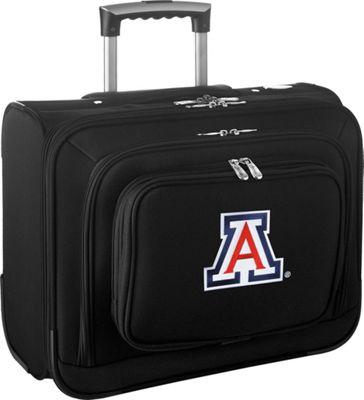 "Denco Sports Luggage NCAA 14"""" Laptop Overnighter University of Arizona Wildcats - Denco Sports Luggage Wheeled Business Cases"