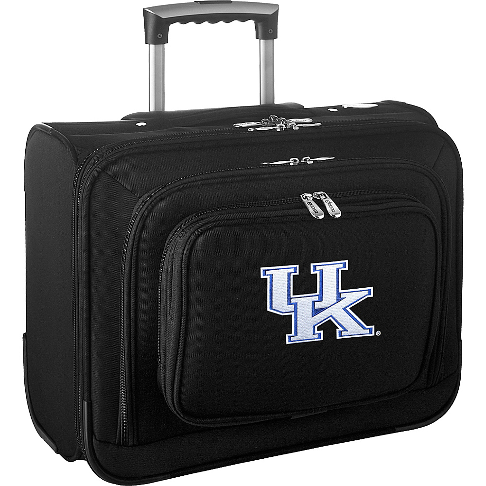 Denco Sports Luggage NCAA 14 Laptop Overnighter University of Kentucky Wildcats - Denco Sports Luggage Wheeled Business Cases - Work Bags & Briefcases, Wheeled Business Cases