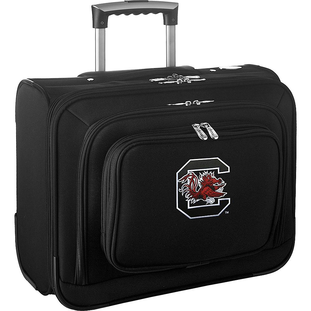 Denco Sports Luggage NCAA 14 Laptop Overnighter University of South Carolina Gamecocks - Denco Sports Luggage Wheeled Business Cases - Work Bags & Briefcases, Wheeled Business Cases