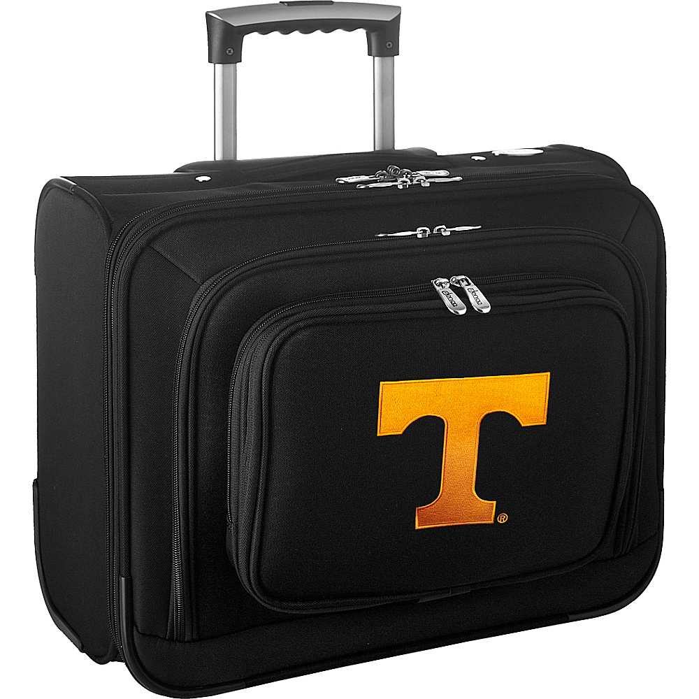 Denco Sports Luggage NCAA 14 Laptop Overnighter University of Tennessee Volunteers - Denco Sports Luggage Wheeled Business Cases - Work Bags & Briefcases, Wheeled Business Cases