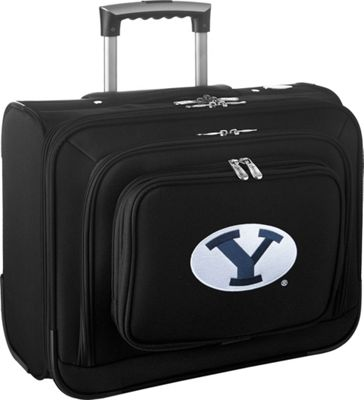 "Denco Sports Luggage NCAA 14"""" Laptop Overnighter Brigham Young University Cougars - Denco Sports Luggage Wheeled Business Cases"
