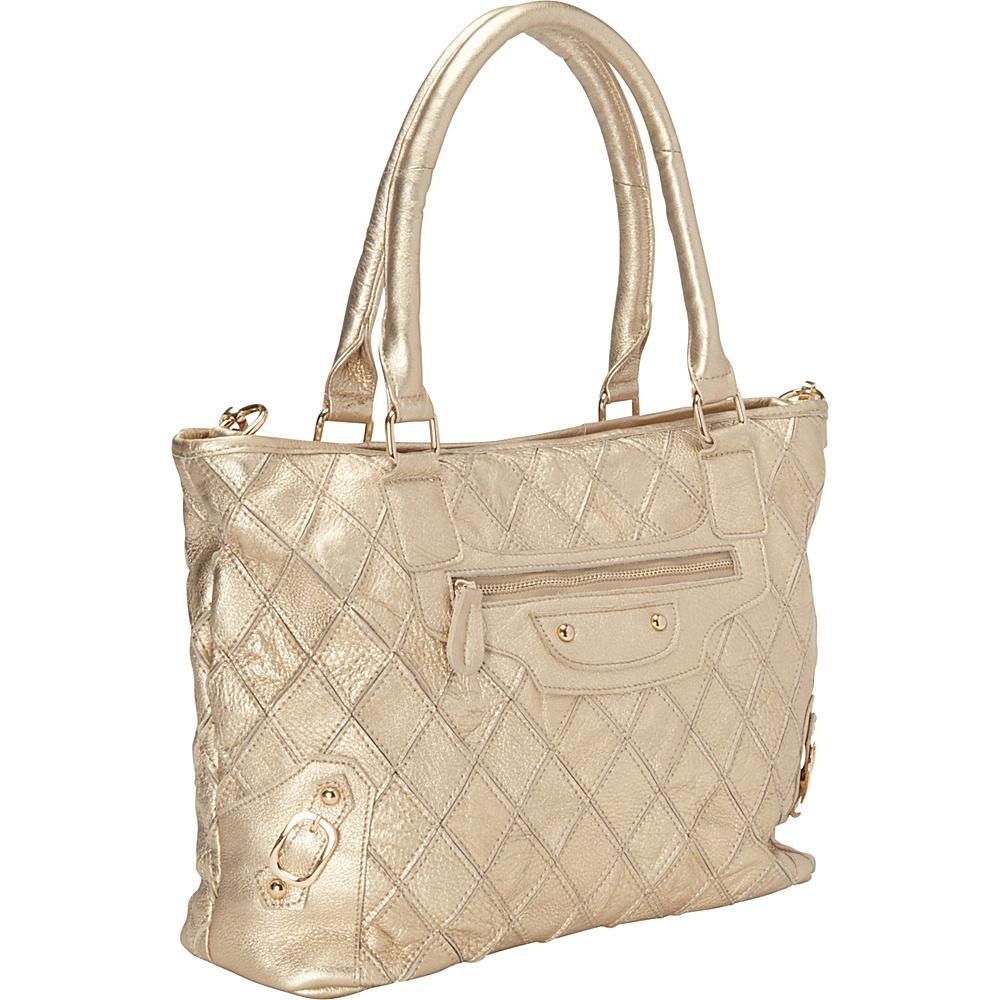 Ann Creek Hartswood Bag Gold Ann Creek Leather Handbags