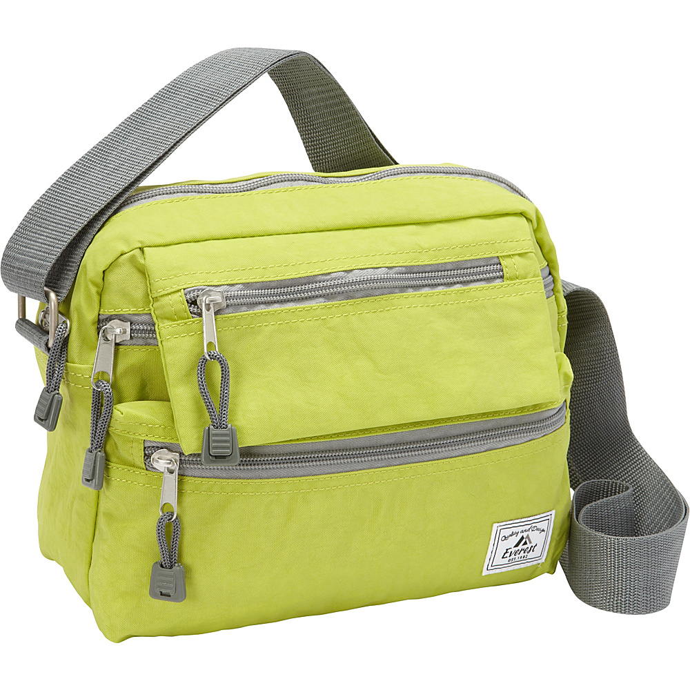 Everest Cross Body Bag Lime - Everest Other Mens Bags - Work Bags & Briefcases, Other Men's Bags