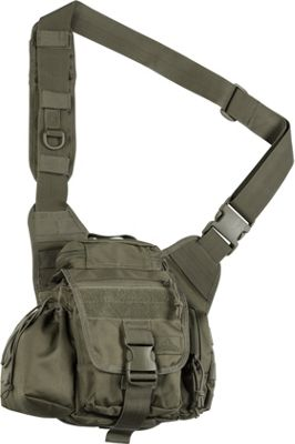 Red Rock Outdoor Gear Hipster Sling Bag Olive Drab - Red Rock Outdoor Gear Tactical