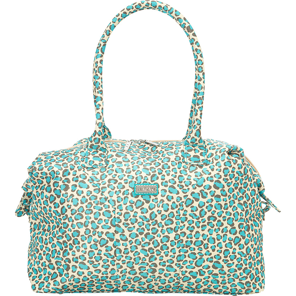 Hadaki Satchel Primavera Cheetah - Hadaki Fabric Handbags - Handbags, Fabric Handbags