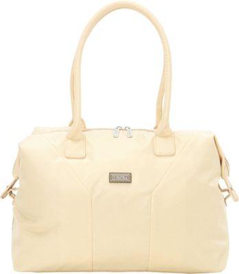 Hadaki Satchel Semolina - Hadaki Fabric Handbags