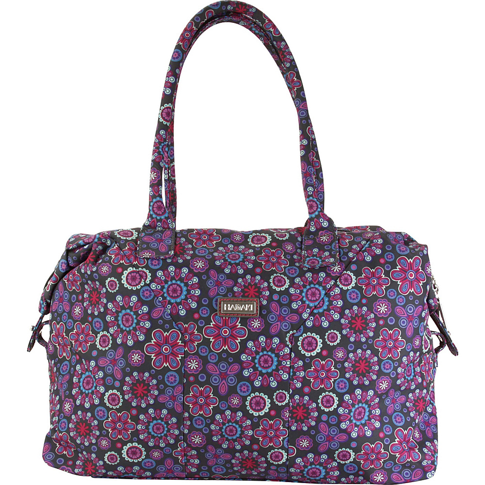 Hadaki Satchel Fantasia - Hadaki Fabric Handbags - Handbags, Fabric Handbags