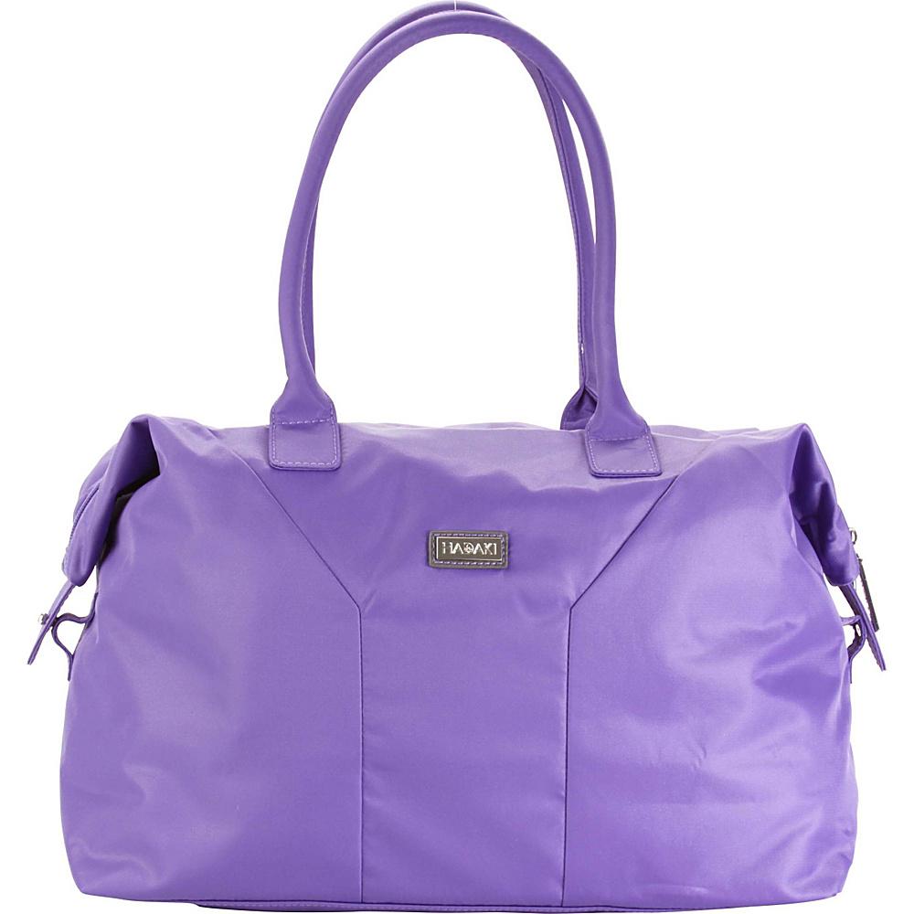 Hadaki Satchel Liberty - Hadaki Fabric Handbags - Handbags, Fabric Handbags