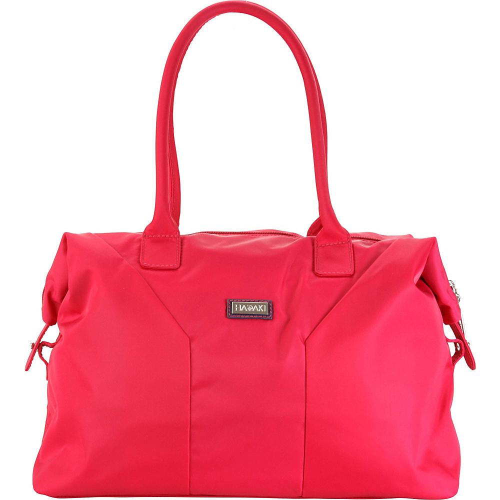 Hadaki Satchel Vivacious - Hadaki Fabric Handbags - Handbags, Fabric Handbags