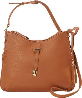 Vince Camuto Molly Crossbody Bag Bourbon - Vince Camuto Designer Handbags