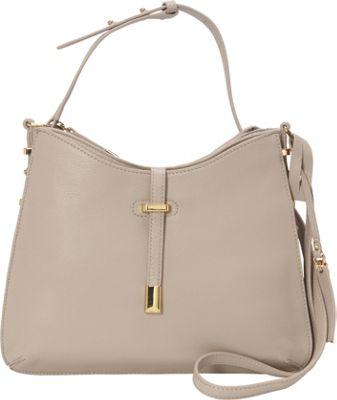 Vince Camuto Molly Crossbody Bag Driftwood - Vince Camuto Designer Handbags