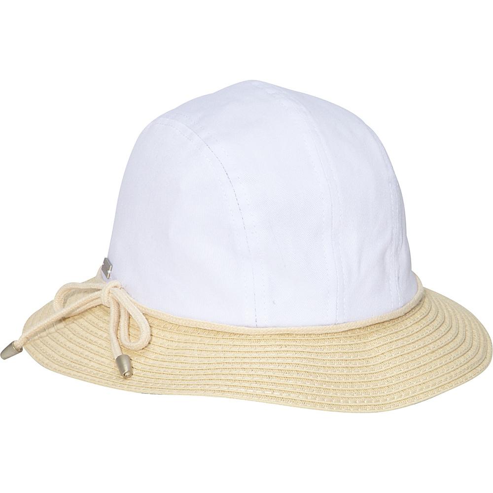 Betmar New York April White/Natural - Betmar New York Hats/Gloves/Scarves