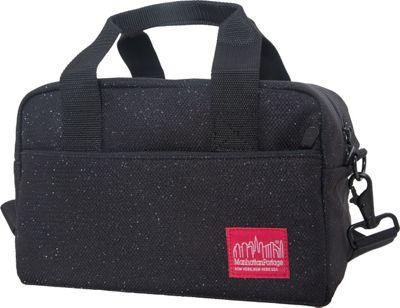 Manhattan Portage Midnight Parkside Shoulder Bag Black - Manhattan Portage Other Men's Bags