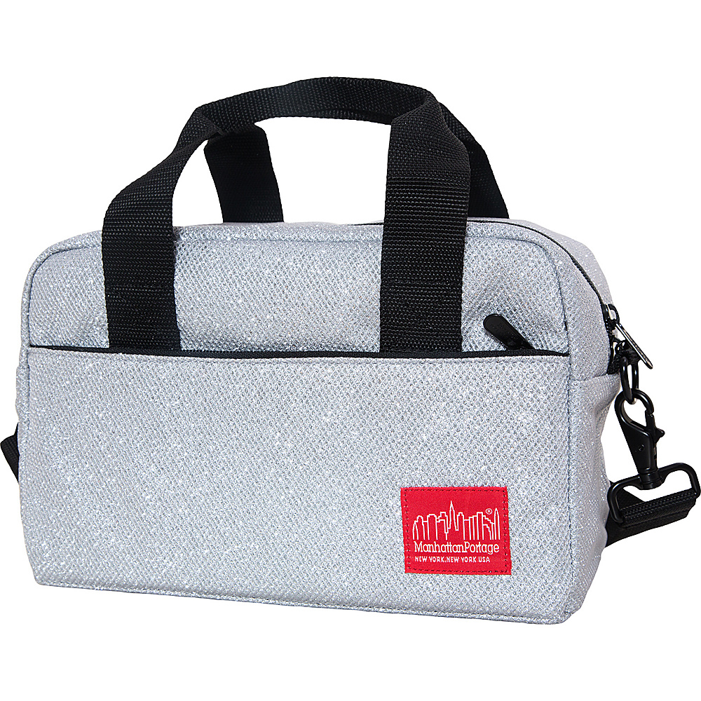 Manhattan Portage Midnight Parkside Shoulder Bag Gray - Manhattan Portage Other Mens Bags - Work Bags & Briefcases, Other Men's Bags