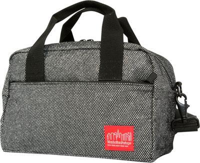 Manhattan Portage Midnight Parkside Shoulder Bag Gunmetal Silver - Manhattan Portage Other Men's Bags